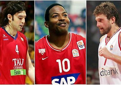 Ευρωλίγκα: Ο Αλφόνσο Φορντ και 10 «πρωταθλητές» που ποτέ δεν έφτασαν στην κορυφή!