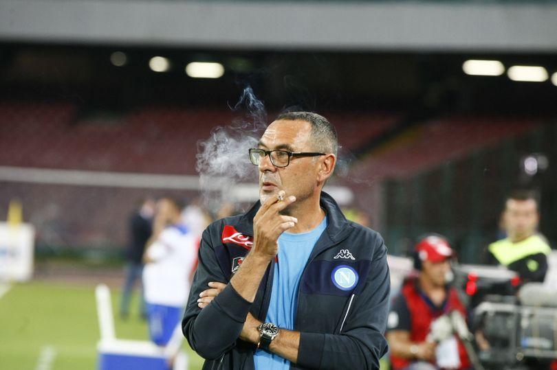 Η Λειψία έφτιαξε ειδικό χώρο για να καπνίζει ο προπονητής της Νάπολι!
