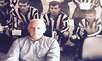 «Έφυγε» από τη ζωή ο πρώην αντιπρόεδρος της ΑΕΚ, Παντελής Αθηνής
