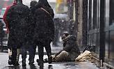 Γαλλία: Πάνω από 3.000 άστεγοι στους δρόμους του Παρισιού
