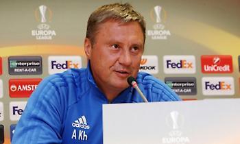 Χάτσκεβιτς: «Δεν μας επηρεάζουν οι απουσίες της ΑΕΚ, στόχος η πρόκριση»