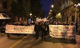 Συγκέντρωση για τους πλειστηριασμούς στην Αθήνα - Κλειστή η Σταδίου