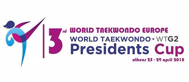 Ρεκόρ συμμετοχών στο 3rd World Taekwondo President's Cup