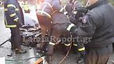 Νεκρός οδηγός στην Αθηνών - Λαμίας - Καρφώθηκε σε νταλίκα