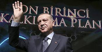 Ερντογάν: Η Τουρκία θα κατασκευάσει δικά της μη επανδρωμένα τανκ