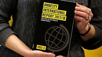 Κόλαφος για Τραμπ και Ερντογάν η έκθεση της Διεθνούς Αμνηστίας