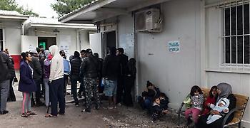 Ένας τραυματίας από επεισόδιο σε δομή φιλοξενίας προσφύγων στην Αλεξάνδρεια