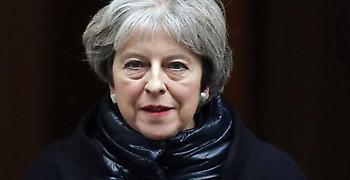 Μαραθώνια υπουργική σύσκεψη για το Brexit υπό την Τερέζα Μέι
