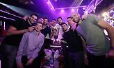 Το νυχτερινό πάρτι της ΑΕΚ για την κατάκτηση του Κυπέλλου (video)