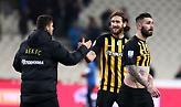«Ο Λυμπερόπουλος θέλει να μείνει στην ΑΕΚ ο Τσιγκρίνσκι»