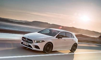 Νέα Mercedes-Benz A-Class: Υψηλή τεχνολογία, ελκυστική σιλουέτα