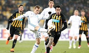 LIVE: Ντιναμό Κιέβου-ΑΕΚ 0-0