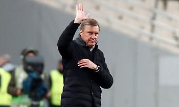 Χάτσκεβιτς: «Δίκαιο το αποτέλεσμα των δυο παιχνιδιών με την ΑΕΚ»