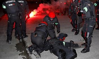 Τραγωδία στην Ισπανία: Νεκρός αστυνομικός σε επεισόδια με Ρώσους οπαδούς (pics/vids)