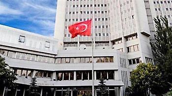 Η Τουρκία καταδικάζει την αναγνώριση της Γενοκτονίας των Αρμενίων από την Ολλανδία