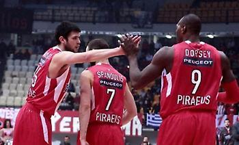Ολυμπιακός-Ρόκετς: Οι παίκτες που συνδέουν τους «κόκκινους» του Τέξας και του Πειραιά!