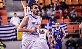 Μαργαρίτης στο sportfm.gr: «Παράδειγμα ο Μπουρούσης, απολαμβάνω να είμαι στην Εθνική»