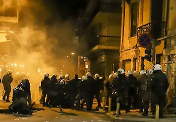 Επεισόδια οπαδών στη Θεσσαλονίκη: Τραυματίστηκε οπαδός του ΠΑΟΚ!