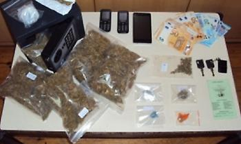 Ρέθυμνο: 'Επιασαν στα πράσα Αλβανούς εμπόρους ναρκωτικών