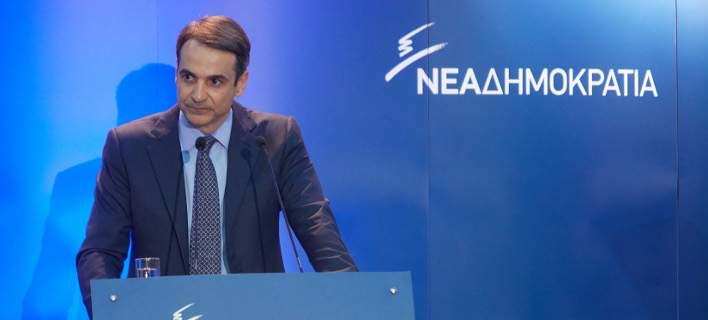 Μητσοτάκης: Δεν ήταν χρήσιμη η απόφαση Μέρκελ να αποκαλέσει τον Ζάεφ «Μακεδόνα»