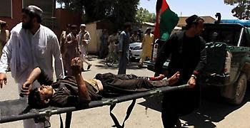 Αφγανιστάν: Τουλάχιστον ένας νεκρός από καμικάζι σε συνοικία με πρεσβείες