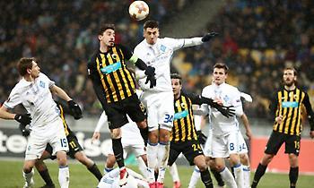 Η ποδοσφαιρική αδικία της ΑΕΚ στο Κίεβο από… μέσα (video)
