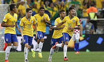 Διέρρευσε η φανέλα της εθνικής Βραζιλίας για το Μουντιάλ (pics)