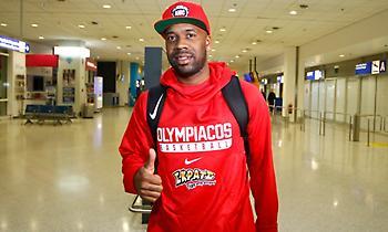 Ήρθε ο Μπράουν για Ολυμπιακό