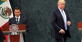 Δεν πάει Ουάσιγκτον ο Νιέτο μετά από νέα τεταμένη συνδιάλεξη με τον Τραμπ