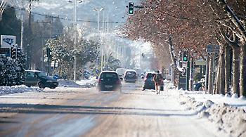 Έρχεται χιονιάς: Στα λευκά αύριο σχεδόν ολόκληρη η Μακεδονία και η Θράκη!