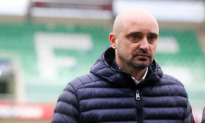 Ράσταβατς: «Ευχαριστώ τους παίκτες μου, έπαιξαν με καρδιά»
