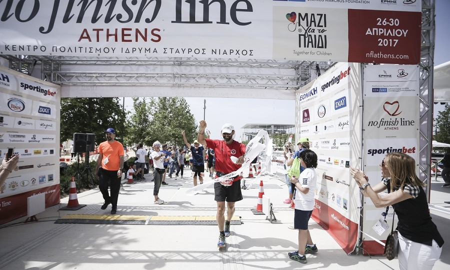 Ο Υπερμαραθώνιος αγώνας των 24 ωρών στο No Finish Line