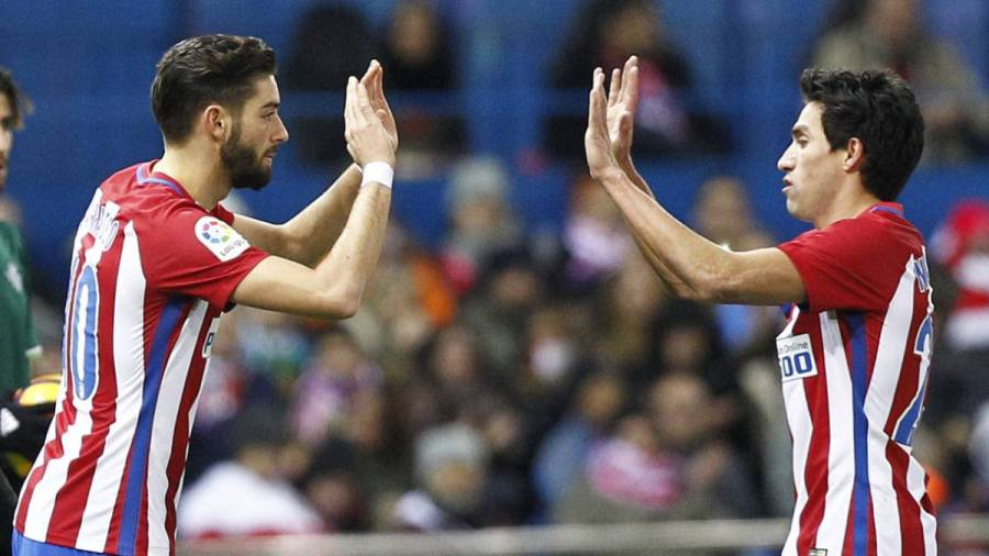Πούλησε Καράσκο και Γκαϊτάν η Ατλέτικο Μαδρίτης!