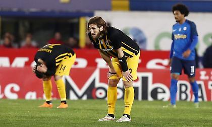 Για «τελικό», δεν είχε σπίθα τίτλου η ΑΕΚ στο Περιστέρι