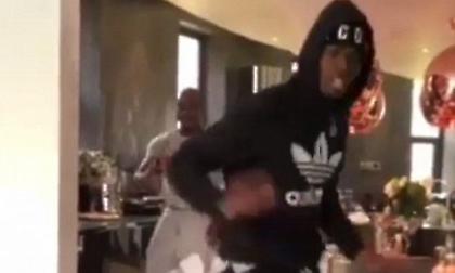 Από χορό, πάει καλά ο Πογκμπά (video)