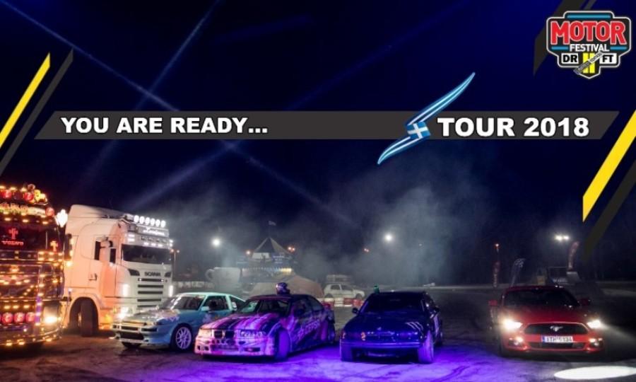 Ευρωπαϊκών προδιαγραφών το 11ο Motor Festival των Ιωαννίνων!