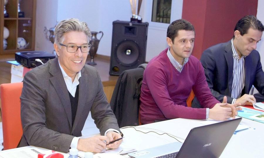 Αλλαγή μέσω UEFA στην ΚΕΔ: Ξένος αρχιδιαιτητής αντί του Κουκουλάκη