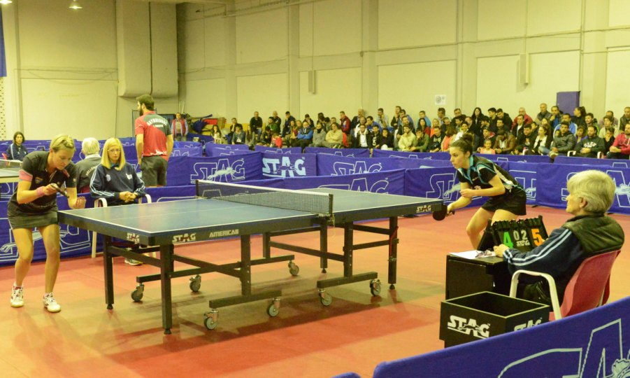 Focus στο Πανελλήνιο Πρωτάθλημα από τα κορυφαία ονόματα του πινγκ πονγκ