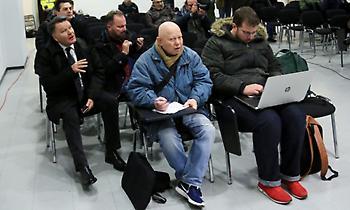 Η παρέμβαση του Κούγια στη συνέντευξη Τύπου και ο διάλογος με Χιμένεθ (video)