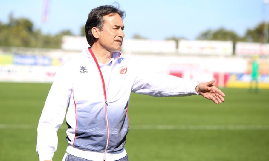 Χατζηνικολάου: «Στο ποδόσφαιρο, κάθε ημέρα πρέπει να προετοιμάζεσαι για την επόμενη»