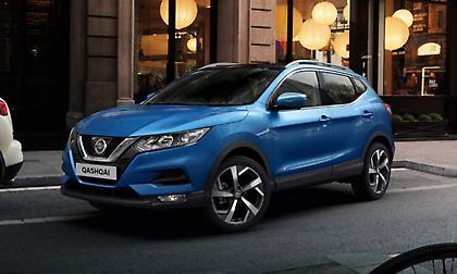 Τα Nissan X-Trail και Qashqai κατατάσσονται στα 25 καλύτερα αυτοκίνητα
