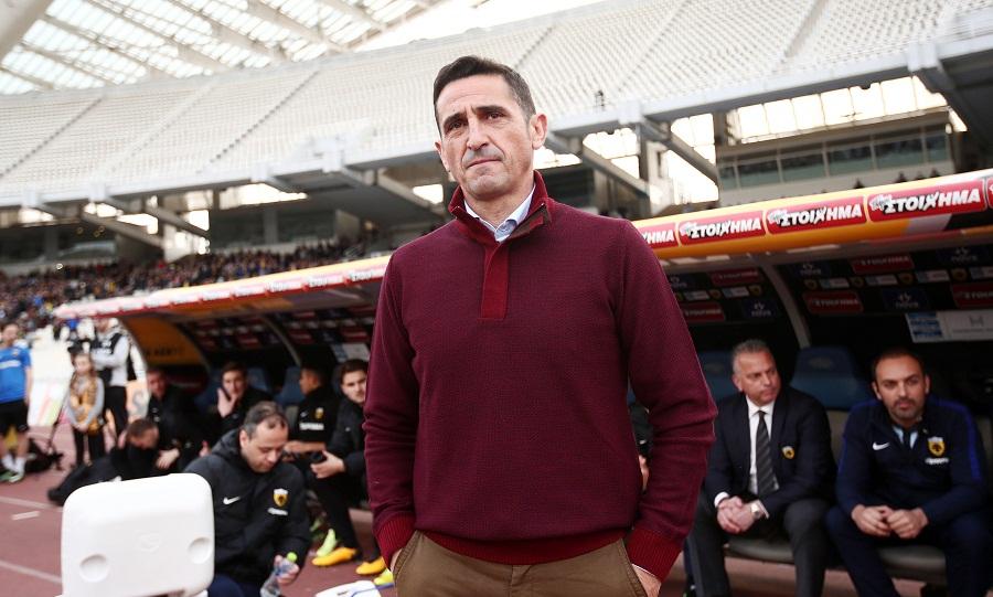 «Πρώτα η ΑΕΚ», είπε ο Χιμένεθ σε κρούση από τη La Liga