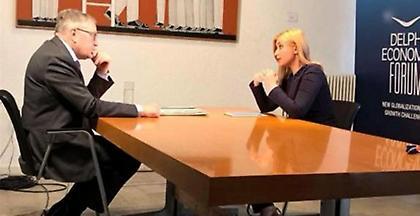 Ο επικεφαλής του ESM και η αναπληρώτρια γγ. του ΝΑΤΟ στις Ιστορίες
