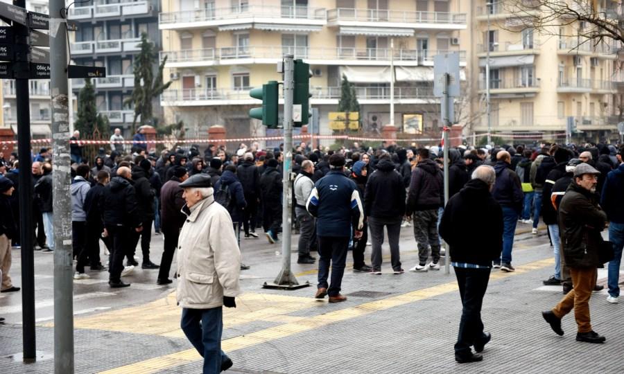 Κινητοποιήσεις οπαδών του ΠΑΟΚ: Συγκέντρωση την Πέμπτη – Συλλαλητήριο την Κυριακή