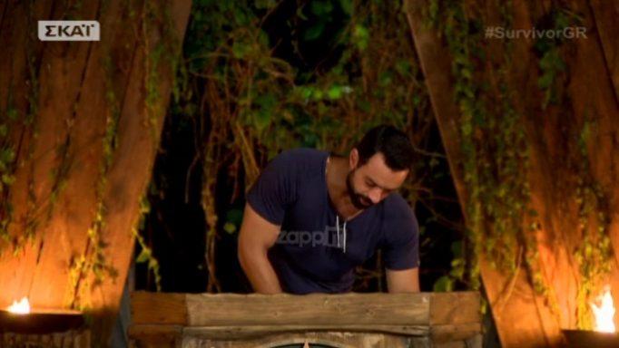 Survivor: Δεν φαντάζεστε τι έδειξε ο Σάκης Τανιμανίδης στους παίκτες!