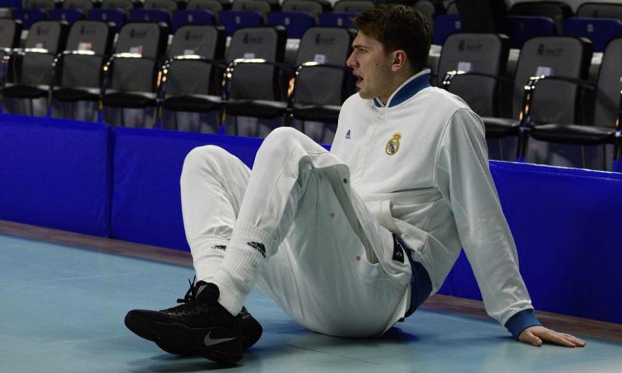 Λάσο για Ντόντσιτς: «Σήμερα δεν προπονήθηκε, θα δούμε πως θα είναι…»
