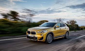 BMW X2, μια νέα με μοναδικό χαρακτήρα