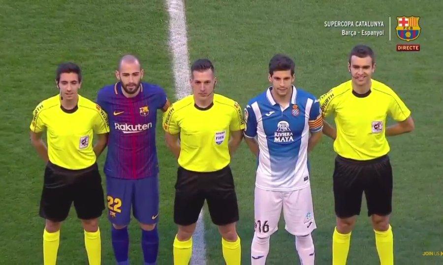 Live streaming: Μπαρτσελόνα-Εσπανιόλ 0-0
