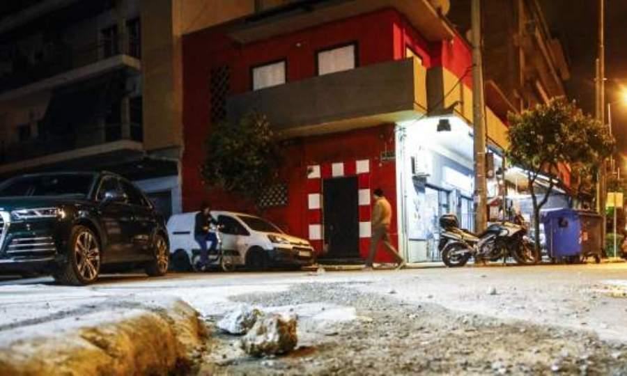 Νέα επίθεση στον σύνδεσμο του Ολυμπιακού στην Καλλιθέα