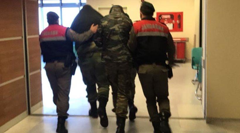 Μεγάλη ανησυχία στην Αθήνα και τον Έβρο για τους δύο στρατιωτικούς